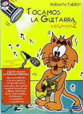 TOCAMOS LA GUITARRA VOL 2 FABBRI