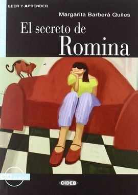 EL SECRETO DE ROMINA (LIBRO+CD-AUDIO) A2
