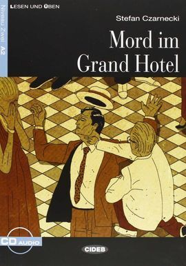 MORD IM GRAND HOTEL + CD (A2)
