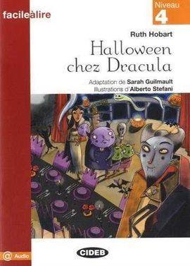 HALLOWEEN CHEZ DRACULA. LIVRE AUDIO