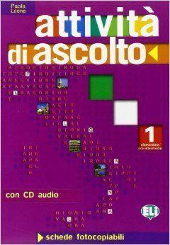 ATTIVITÀ DI ASCOLTO 1 + CD