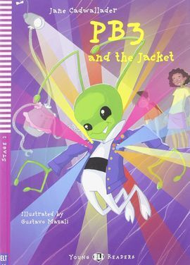 PB3 AND THE JACKET +CD A1 STAGE 2 YOUNG READERS