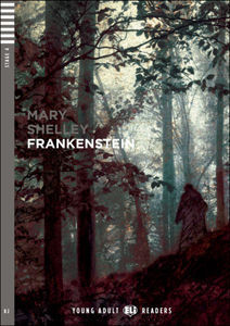 FRANKENSTEIN +CD B2 STAGE 4 YOUNG ADULT
