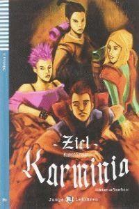 ZIEL KARMINIA +CD -JUNGLE ELI LEKTUREN 3 B1
