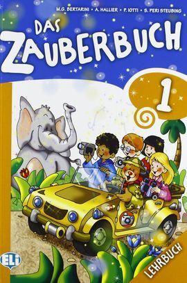 DAS ZAUBERBUCH 1 LEHRBUCH + CD