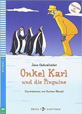 ONKEL KARL UND DIE PINGUINE + CD-ROM