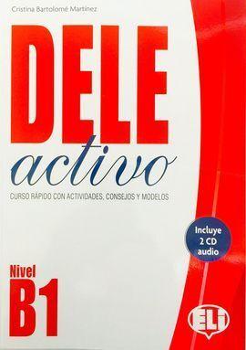 DELE ACTIVO B1 + AUDIO CD