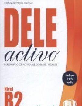 DELE ACTIVO NIVEL B2 + 2 CD