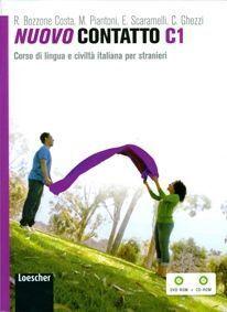 NUOVO CONTATTO C1. CORSO DI LINGUA E CIVILTÀ ITALIANA PER STRANIERI  (LIBRO + DVD-ROMM