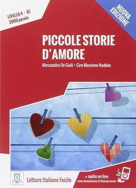 PICCOLE STORIE D'AMORE B1 - NUOVA EDIZIONE