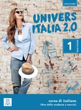 UNIVERSITALIA 2.0 A1/A2 + 2 CD AUDIO