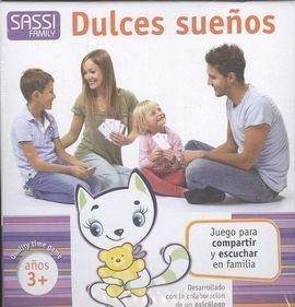 DULCES SUEÑOS +3 AÑOS