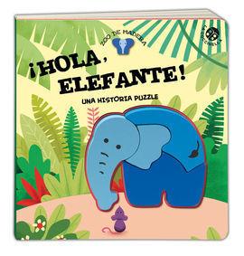 HOLA, ELEFANTE! UNA HISTORIA PUZZLE