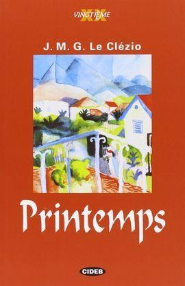 PRINTEMPS (LIVRE)