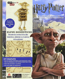 INCREDIBUILDS HARRY POTTER ELFOS DOMÉSTICOS