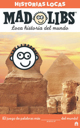 MAD LIBS. HISTORIAS LOCAS. ORIGINAL.