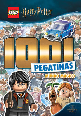 HARRY POTTER LEGO: 1001 PEGATINAS
