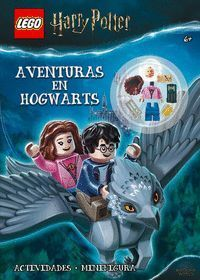 HARRY POTTER LEGO AVENTURAS EN HOGWARTS