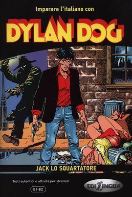 DYLAN DOG - JACK LO SQUARTATORE