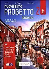 NUOVISSIMO PROGETTO ITALIANO 2 B PACK