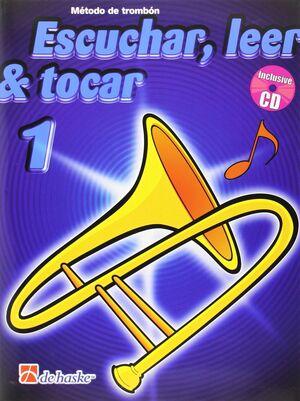 ESCUCHAR LEER & TOCAR 1 + CD