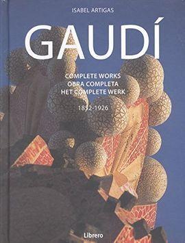 GAUDI . COMPLETE WORKS (EN-CAST-HOL)
