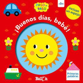 ¡BUENOS DÍAS, BEBÉ! - PRIMERAS PALABRAS