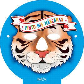 PINTO MIS MASCARAS - ANIMALES