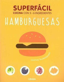 COCINA SUPERFACIL HAMBURGUESAS