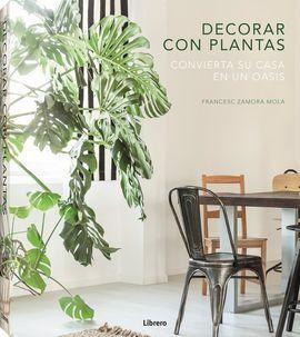 DECORAR CON PLANTAS (LIBRERO)