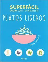 SUPERFACIL. PLATOS LIGEROS