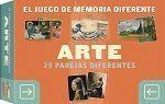 JUEGO DE MEMORIA DIFERENTE ARTE