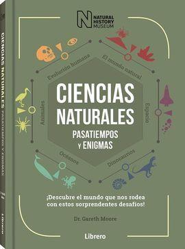 CIENCIAS NATURALES ENIGMAS Y PASATIEMPOS