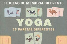 JUEGO DE MEMORIA DIFERENTE YOGA