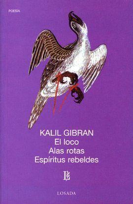 LOCO/ALAS ROTAS/ESPIRITUS RE-704