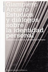 ESTUDIOS Y DIÁLOGOS SOBRE LA IDENTIDAD PERSONAL