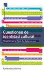 CUESTIONES DE IDENTIDAD CULTURAL