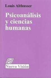 PSICOANALISIS Y CIENCIAS HUMANAS