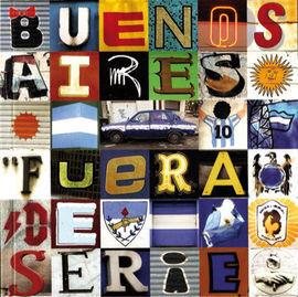 BUENOS AIRES. FUERA DE SERIE.