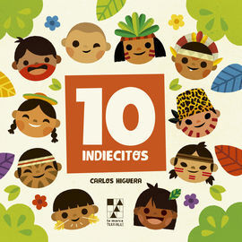 DIEZ INDIECITOS / TEN LITTLE INDIANS