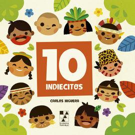 DIEZ INDIECITOS / TEN LITTLE INDIANS