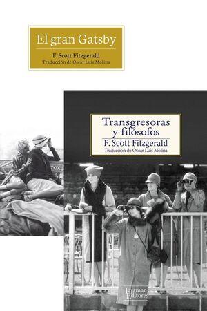 EL GRAN GATSBY. TRANSGRESORAS Y FILÓSOFOS. (ESTUCHE)