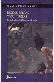LIBRO - DIOSAS, BRUJAS Y VAMPIRESAS