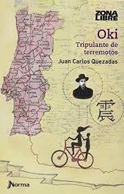 OKI TRIPULANTE DE TERREMOTOS
