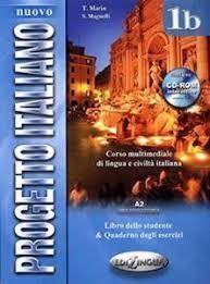 NUOVO PROGETTO ITALIANO 1B + CD ROM