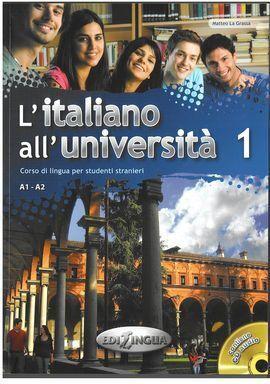 L'ITALIANO ALL'UNIVERSITA' 1