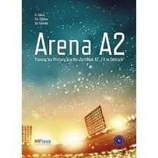 ARENA A2 BUCH +MP3CD