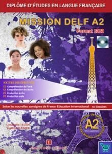 MISSION DELF A2. FORMAT 2020
