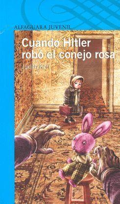 CUANDO HITLER ROBO EL CONEJO ROSA MEXIC