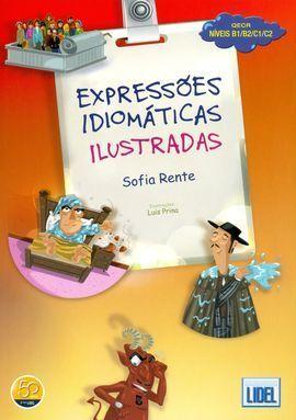 EXPRESSOES IDIOMATICAS ILUSTRADAS